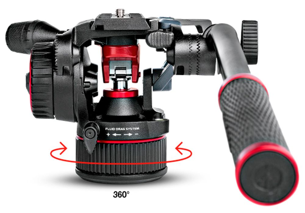 NIT 1 - Manfrotto Nitrotech