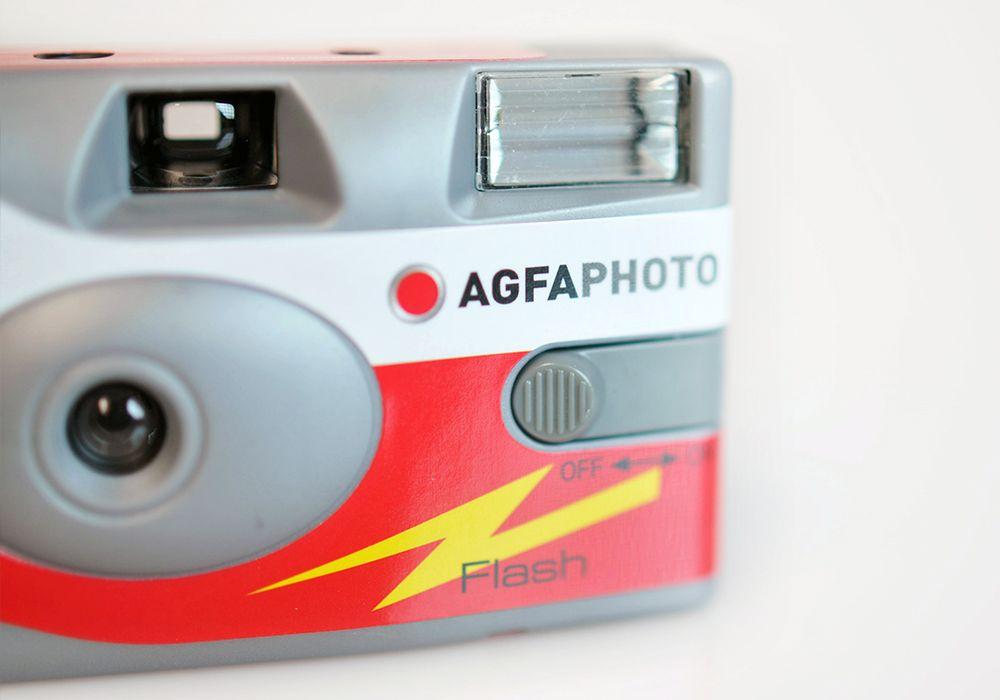 AGFA CAM 3 - Cámaras desechables