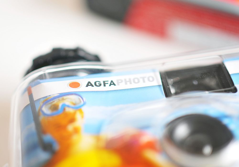 AGFA CAM 4 - Cámaras desechables