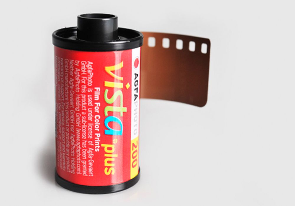 AGFA PEL 2 - Película AgfaPhoto