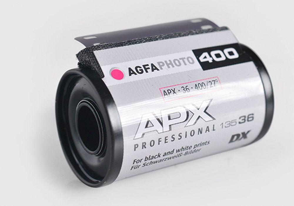 AGFA PEL 3 - Película AgfaPhoto