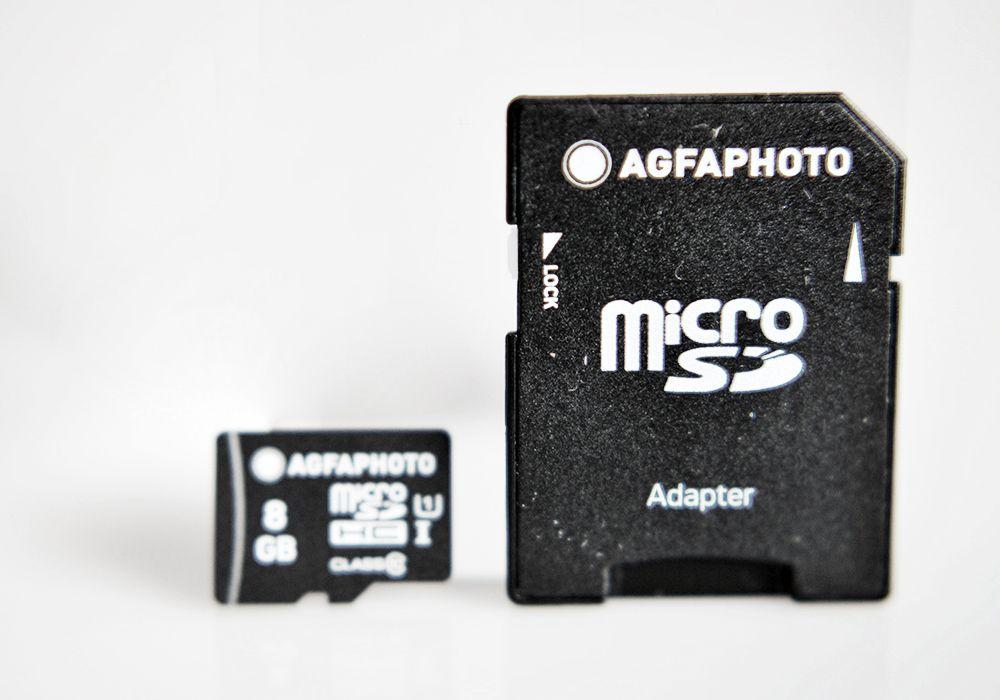 AGFA SD 7 - Tarjetas de memoria