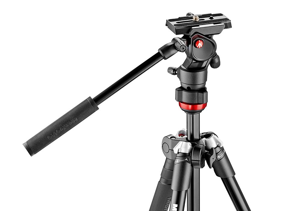 BF 3 - Manfrotto Befree Live