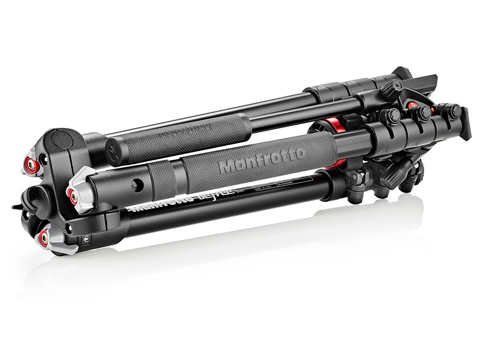 BF 4 - Manfrotto Befree Live