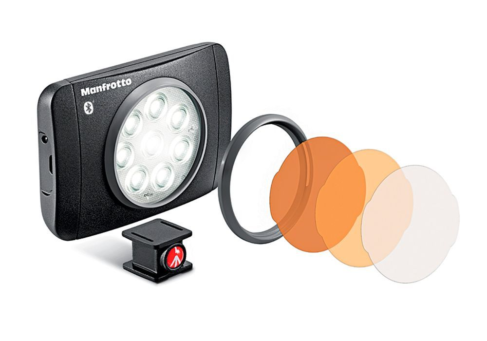 M8 BLUETOOTH - Manfrotto LUMIMUSE