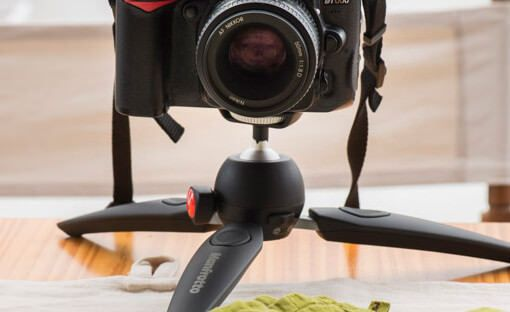 pixie overview2 - Manfrotto Pixi EVO
