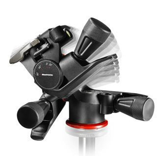 GEARED 5 - Manfrotto XPRO Geared