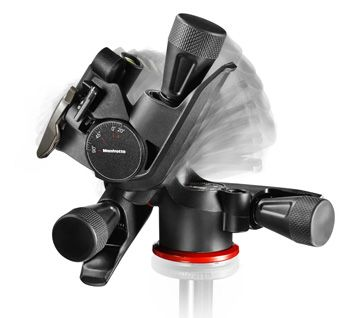 GEARED 6 - Manfrotto XPRO Geared