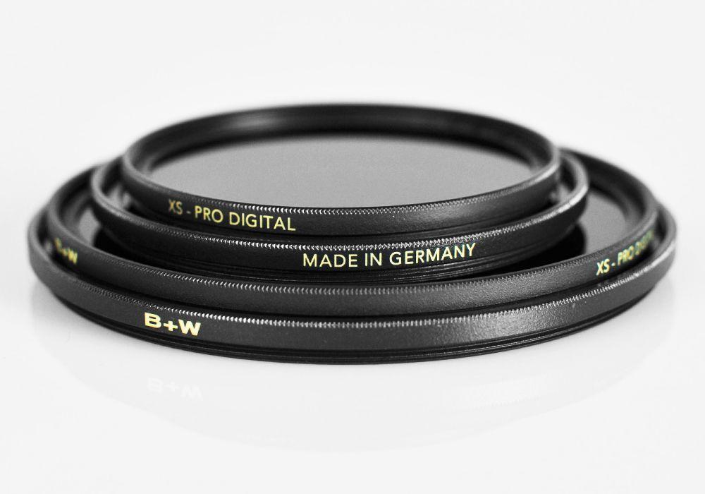 XS 8 - Historia de éxito: filtros B+W XS-PRO