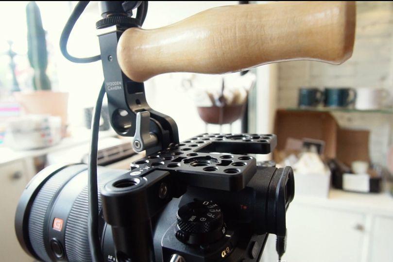 CAMERA CAGE 7 - Manfrotto Camera Cage