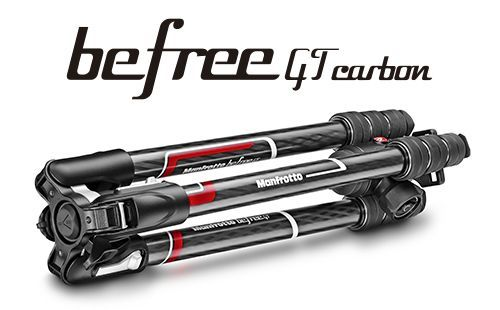 BF GT 1 - Manfrotto Befree GT