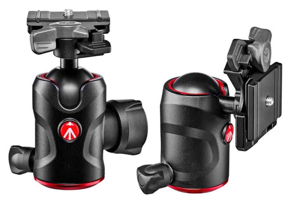 BF GT 496 - Manfrotto Befree GT