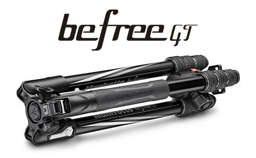 BF GT - Manfrotto Befree GT