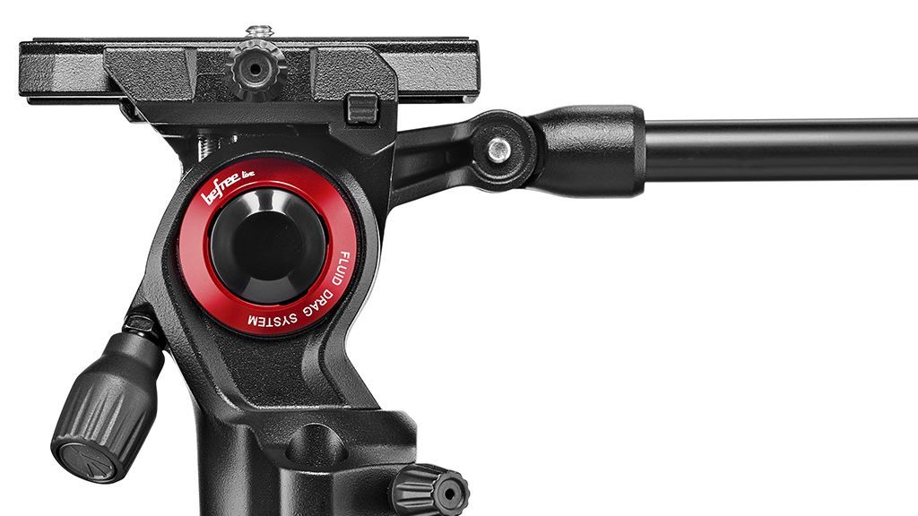 BF LIVE ROTULA - Manfrotto Befree Live Twistlock