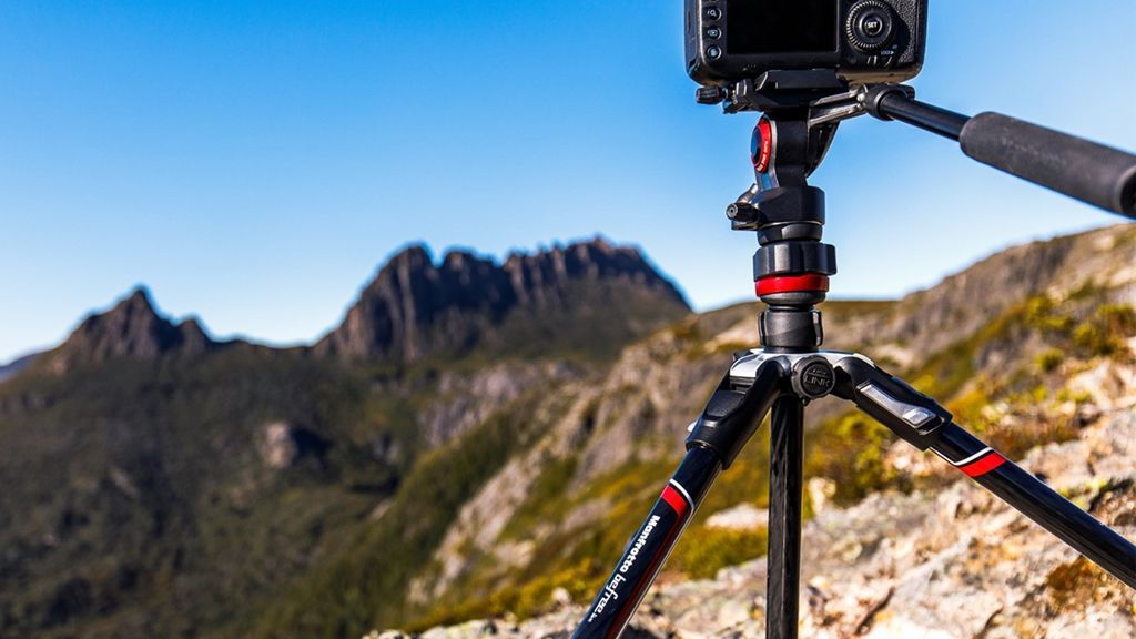 BF LIVE - Manfrotto Befree Live
