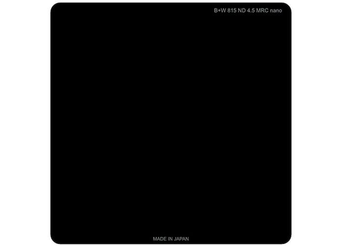 802 1 - Sistema de filtros cuadrados B+W