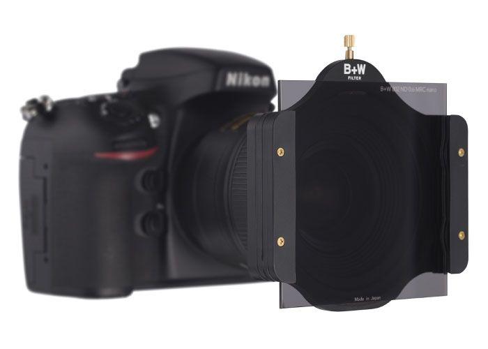 BW S 4 - Sistema de filtros cuadrados B+W