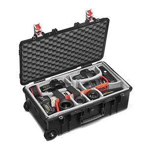 TOUGH 55 L 1 compressor - Manfrotto Colección Pro Light Reloader