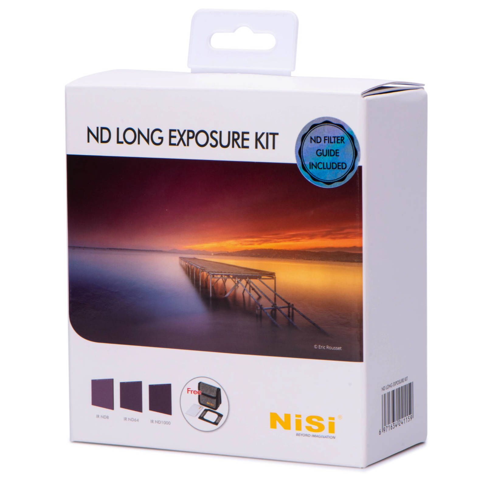 ND Long Exposure Kit 2 - kits filtros NiSi ND 100mm