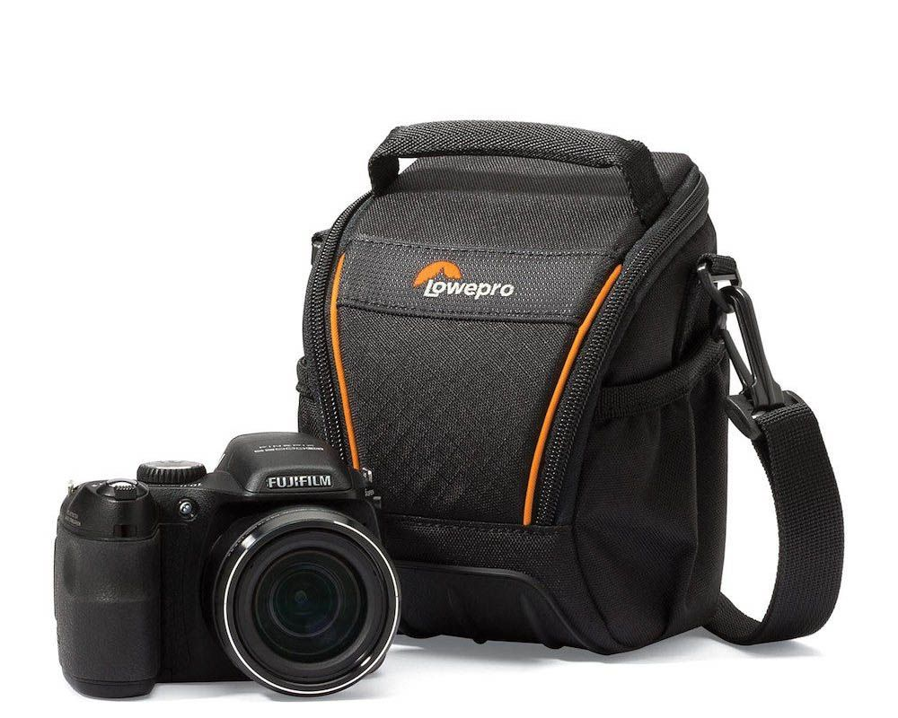 1 camera shoulder bags adventura sh100 left weqip lp36866 0ww - Lowepro Adventura