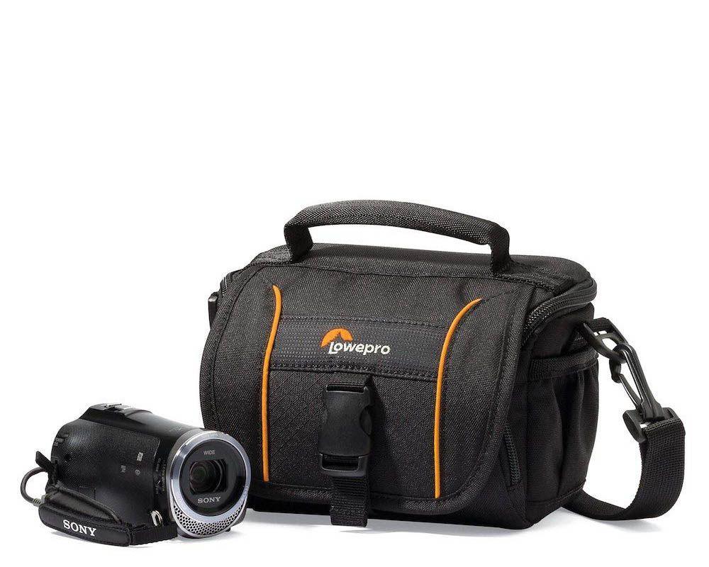 1 camera shoulder bags adventura sh110 left weqip lp36865 0ww - Lowepro Adventura