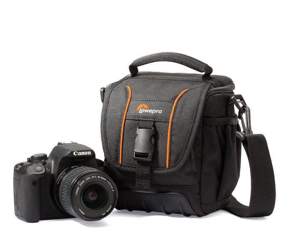 1 camera shoulder bags adventura sh120 left weqip lp36864 0ww - Lowepro Adventura