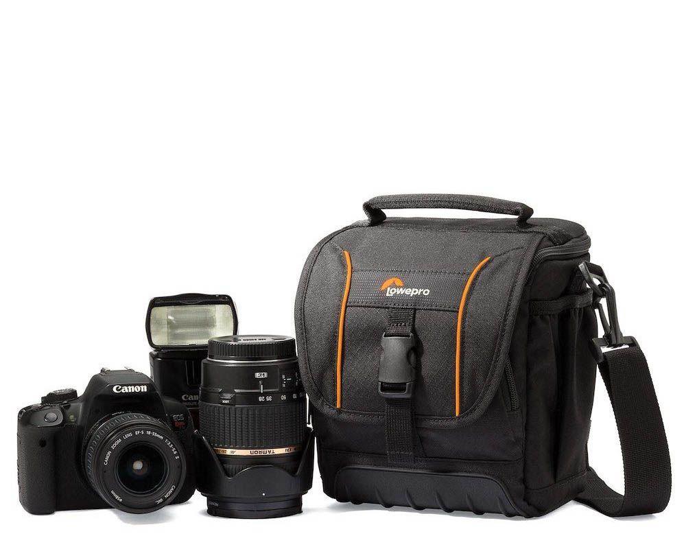 1 camera shoulder bags adventura sh140 left weqip lp36863 0ww - Lowepro Adventura