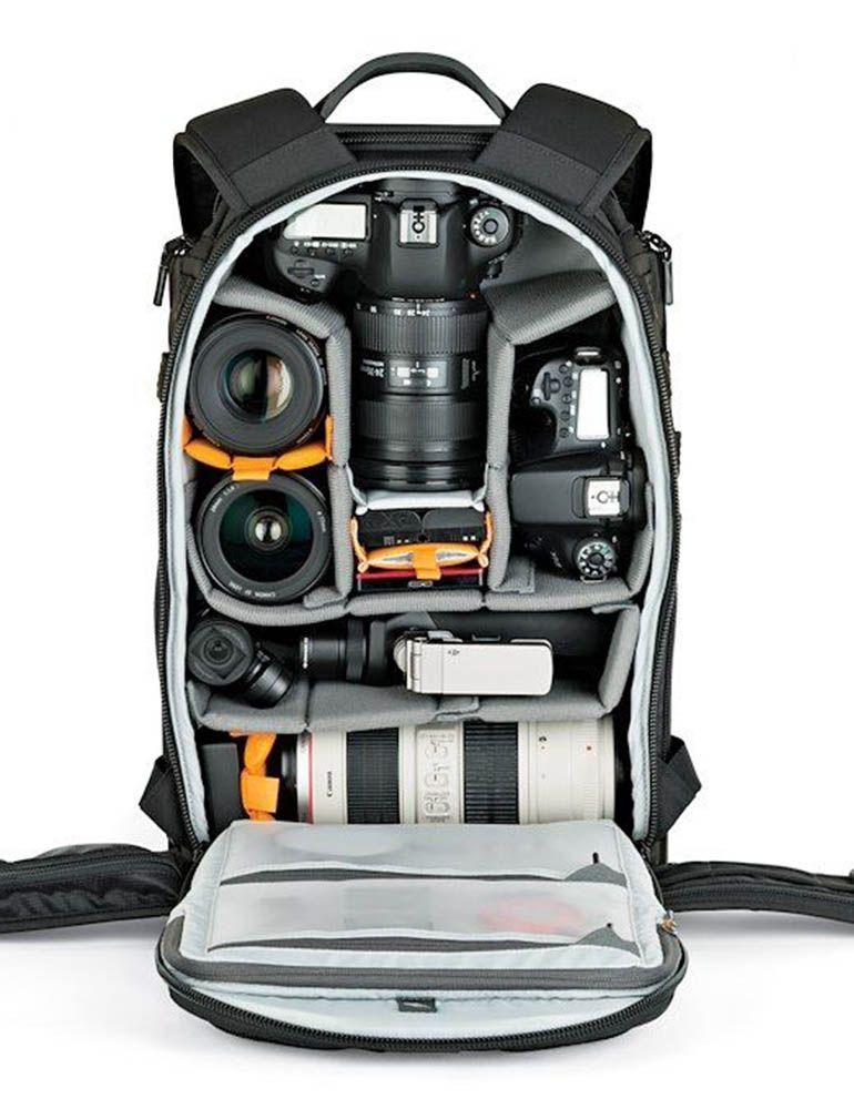 camera backpack protactic bp 350 ii aw lp37176 stuffeda - Lowepro Protactic Series