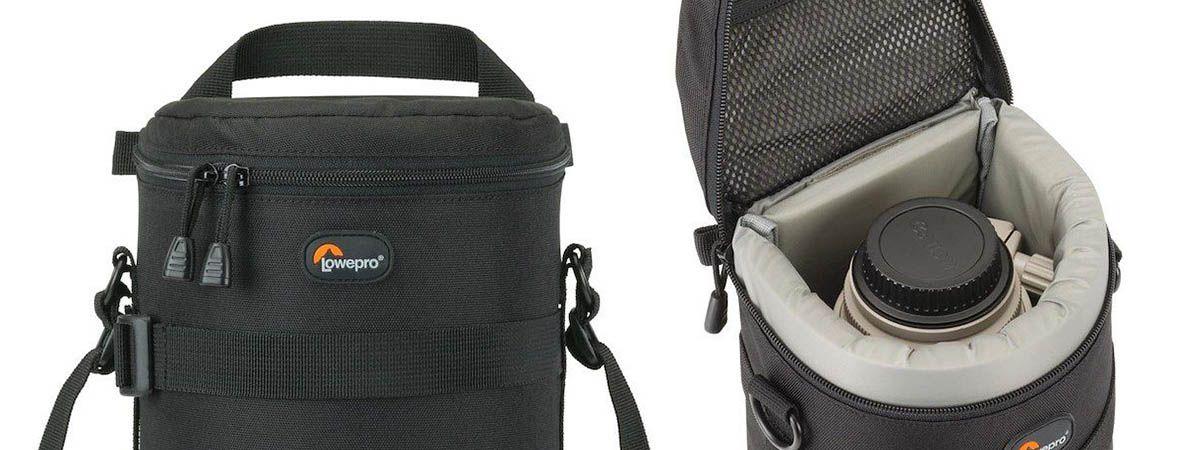 detalles 1 lens case - Lowepro Lens cases