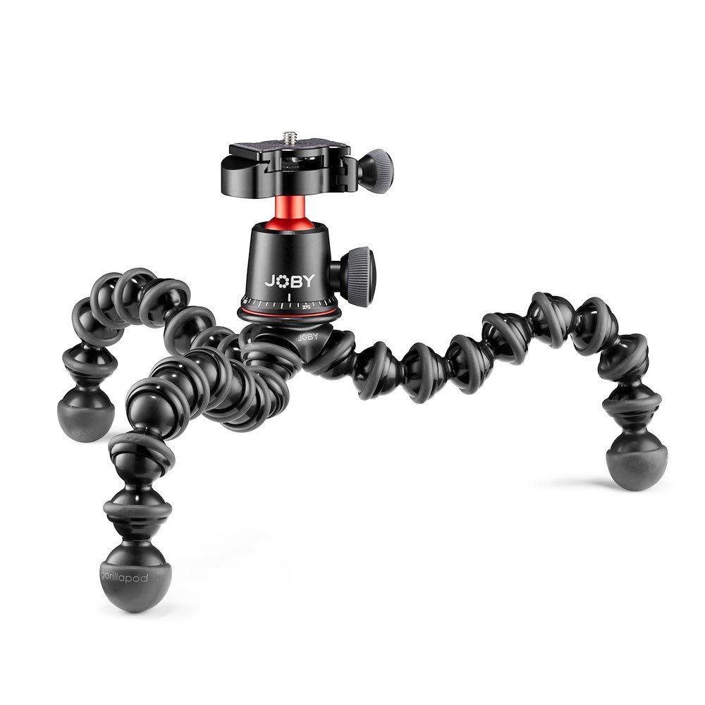 photo tripod joby gp 3k pro kit jb01566 bww crouched dslr - Joby Gorillapod 3K PRO