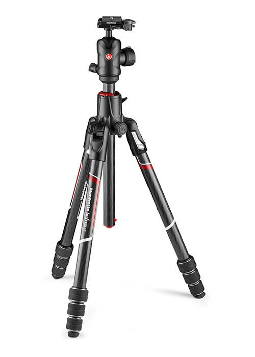 BEFREE GT XPRO 4 - Manfrotto Befree GT XPRO