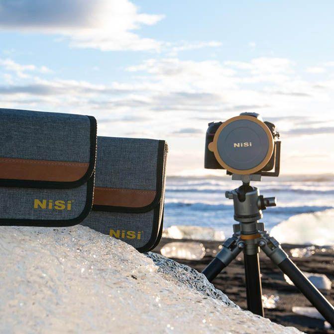Kits NiSi 100mm con portafiltros V6