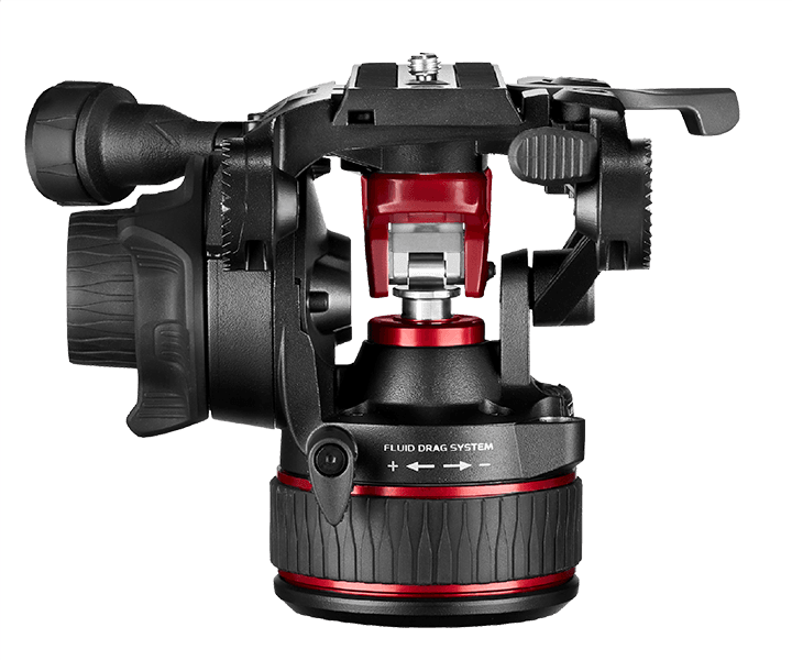 NITROTECH 608 - Manfrotto Nitrotech 608 y 612