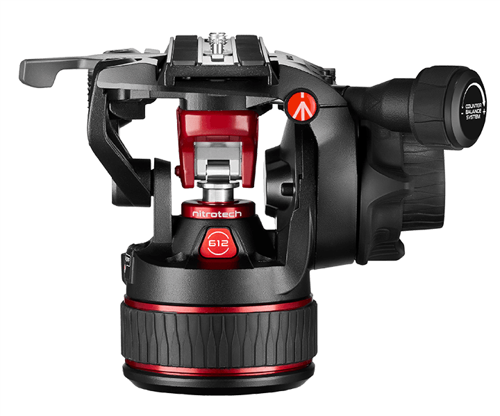 NITROTECH 612 - Manfrotto Nitrotech 608 y 612
