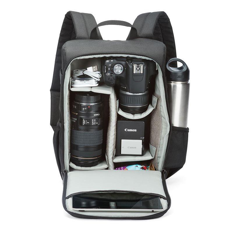 camera Backpacks FormatBackpack 150 StuffedH2O LP36625 PWW - Lowepro Format