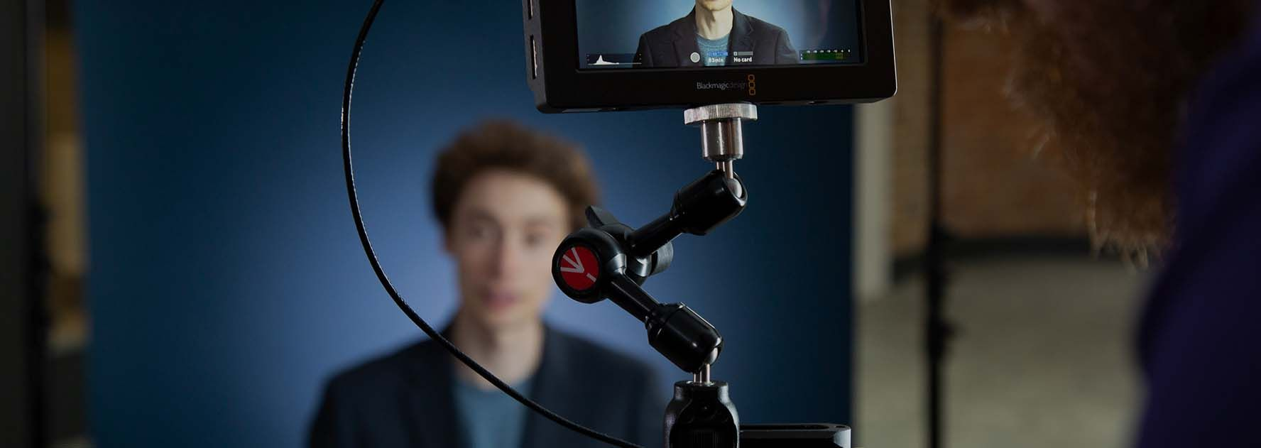 MF VIDEO 244 ARM - Manfrotto Lighting